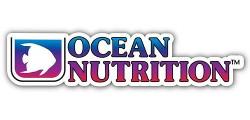 logo Ocean Nutrition nourriture poissons marins et récifaux