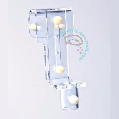 Support 1 électrode